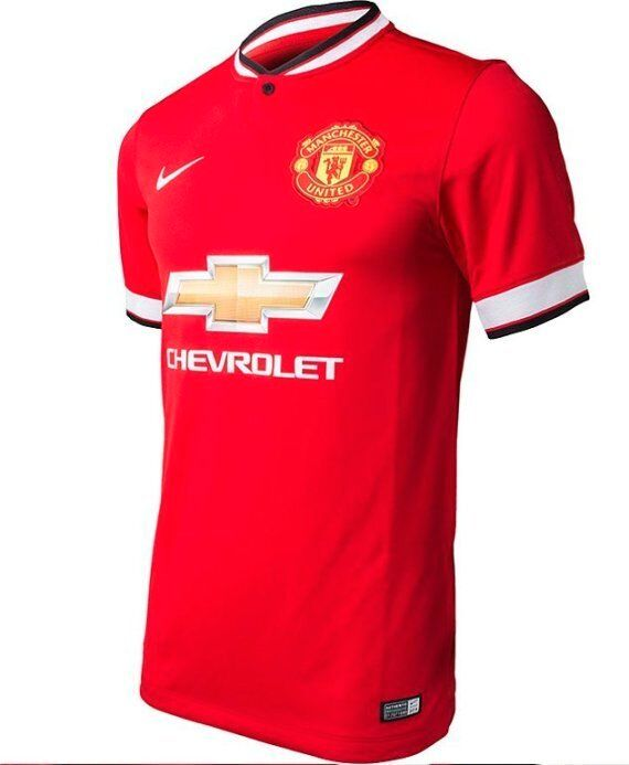 buy popular c5996 de309 Manchester United New Nike Kit 2014-15 Leaked | HuffPost UK