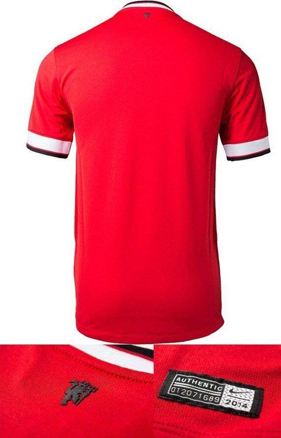 buy popular e3cf5 d0591 Manchester United New Nike Kit 2014-15 Leaked | HuffPost UK