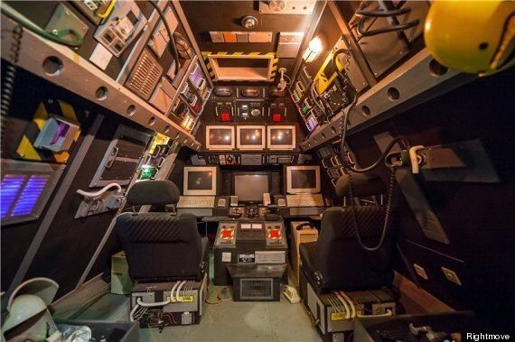 House With Spaceship In The Attic Wins The London Property Porn