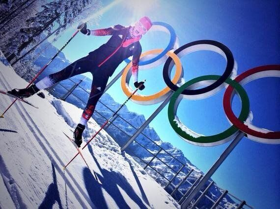 Winter Olympics: Amanda Lightfoot is PB hunting in