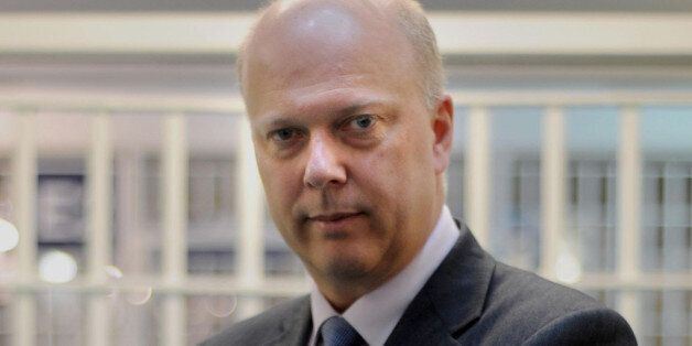 File photo dated 29/04/13 of Justice Secretary Chris Grayling as TV licence dodgers could escape criminal...