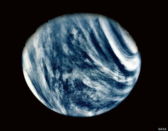 Mariner 10 Anniversary: This Incredible Picture Of Venus Is 40 Years