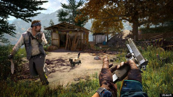 PS4 2014 Preview: Far Cry 4, The Order: 1886 And