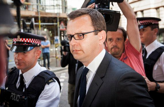 Andy Coulson Sentenced To 18 Months In Prison For Phone
