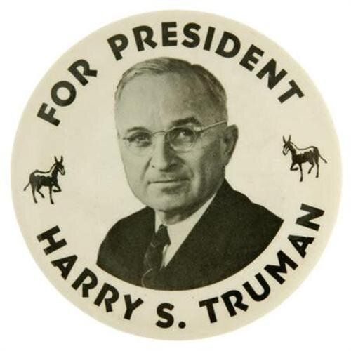 I Hear That Train A-Comin': Cameron Should Follow Truman's Whistle Stop Lead With Early