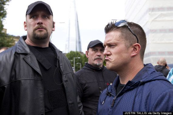 Tommy Robinson 'Attacked' In Prison, MoJ Urged To Re-Think Ex- EDL Chief's