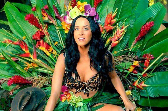 Katy Perry 'Roar' Video: Singer Is Queen Of The Jungle In Official Clip For Latest Single