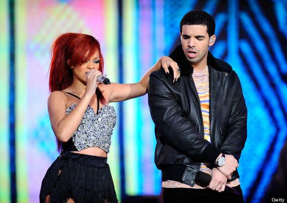 Rihanna And Drake Back