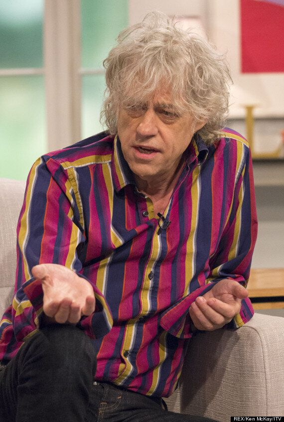 Bob Geldof Gives First Interview Since Peaches Geldof's Death: 'It's Intolerable But You Just Get On...