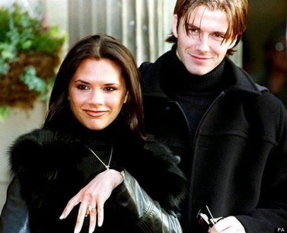 David And Victoria Beckham Married 15 Years Ago Today - We Look Back In Kisses And Haircuts
