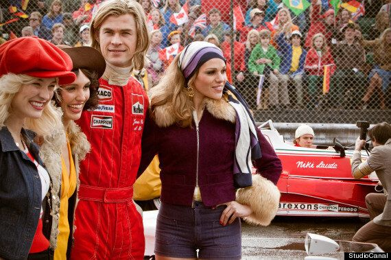 'Rush' Director Ron Howard Reveals James Hunt Casting 'Threatened To Derail The