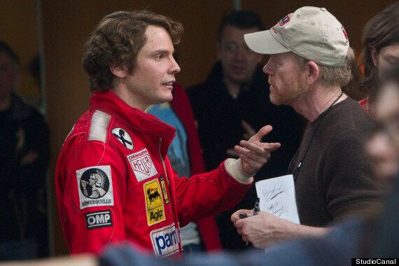 Rush' Director Ron Howard Reveals James Hunt Casting