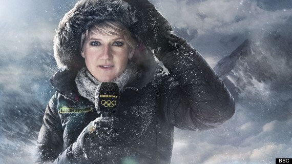 Clare Balding Trolled On Twitter For 'Sell-Out' By Gay Lobby For Presenting Sochi Winter