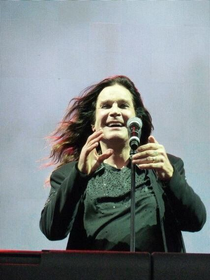 Black Sabbath Time: Ozzy in the