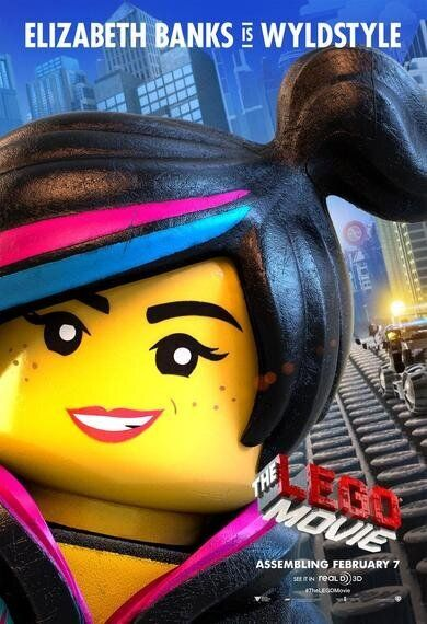 Five Reasons Why Adults Should Go And Watch 'The LEGO