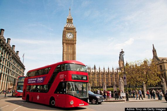 London Buses No Longer Accepting Cash From Sunday Under New TfL
