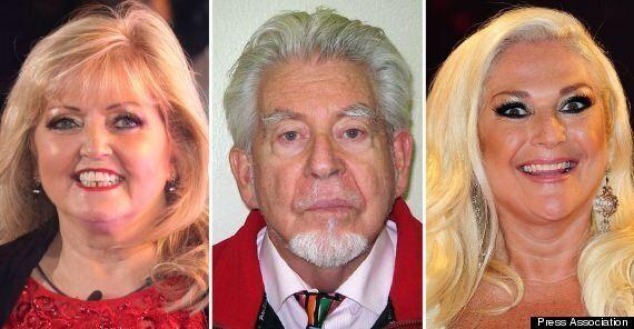 Rolf Harris 'Assaulted Vanessa Feltz Live On The Big Breakfast', Presenter