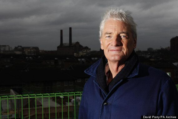 Sir James Dyson Says The Future Is Robots That Can