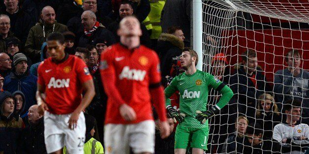 Manchester United 2-2 Fulham: David Moyes' Old Trafford Record
