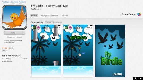 'Flappy Bird' Alternatives: 5 Clones To Avoid Now The Bird Is