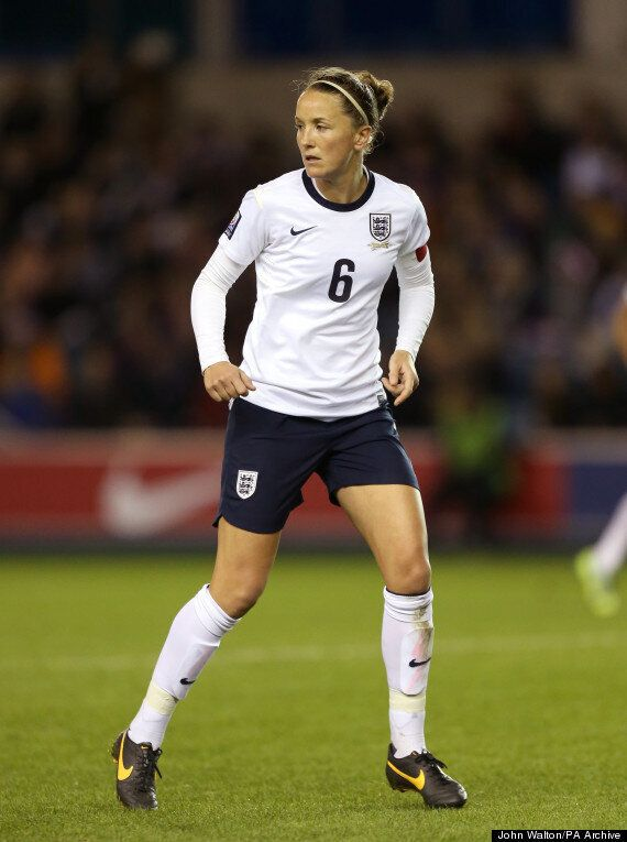 Casey Stoney, England Women's Captain, Comes Out As