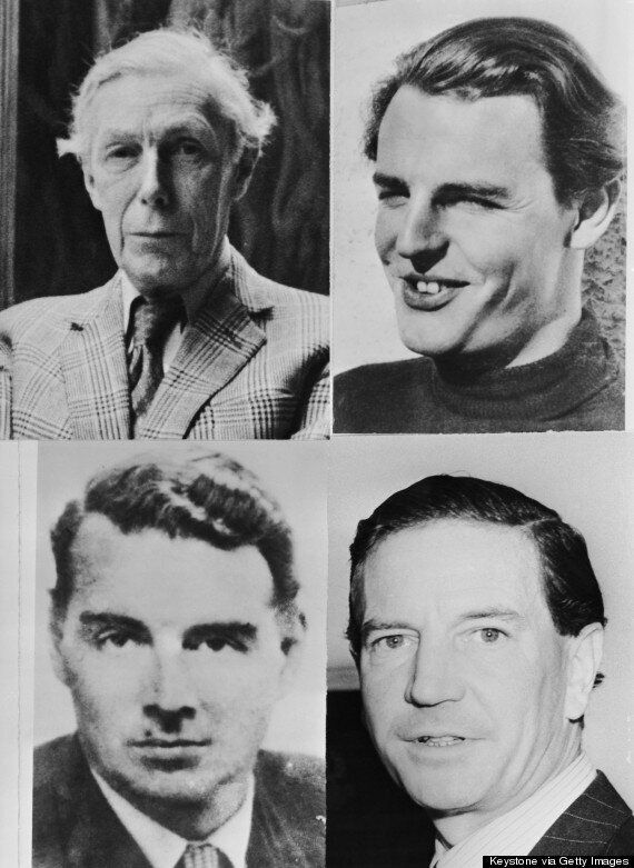 Russia Thought The Cambridge Five Spies Were Drunken Liabilities, New Documents