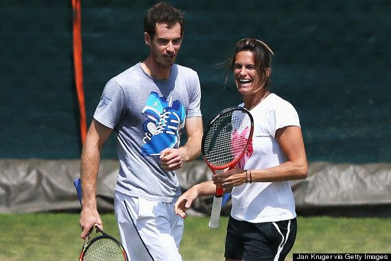 Andy Murray Could Be Better Off Without Amélie Mauresmo, Says Virginia