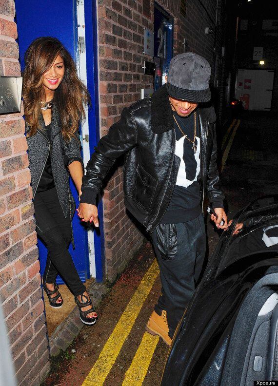 Nicole Scherzinger And Lewis Hamilton Look Loved-Up As They're Spotted Out And About In London