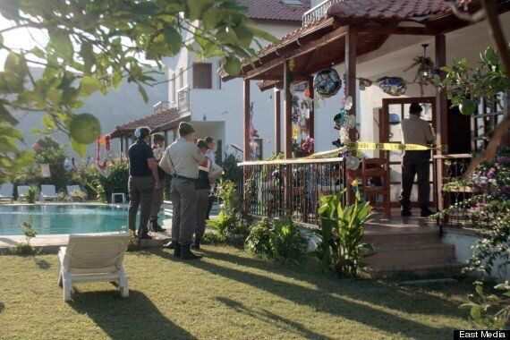 British Woman 'Killed' In Turkey As Family Caught Up In