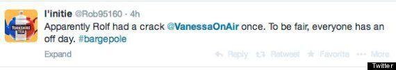 Vanessa Feltz Attacked By 'Vile' Trolls After Revealing Rolf Harris