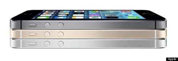 iPhone 5S Announced: Pictures, Video And News From Apple's Big