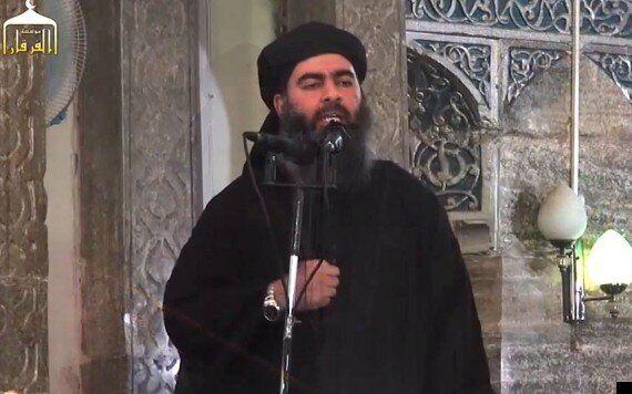 The ISIS Leader Abu Bakr al-Baghdadi Wears The Same Watch As James Bond (It