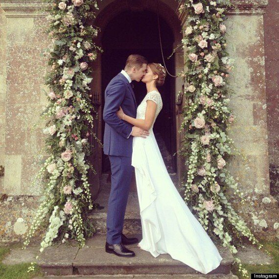 Millie Mackintosh, Professor Green Wedding: 'Made In Chelsea' Star Marries Rapper At Ceremony In Bath