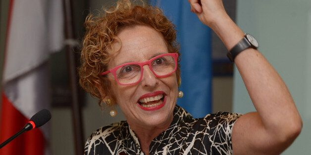 Raquel Rolnik, an independent expert charged by the United Nation Human Right Council to monitor and...