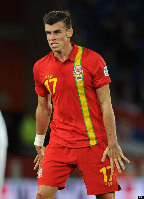 Why Is Gareth Bale So Angry?