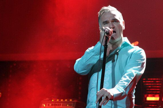Morrissey Calls Prince William A 'Thickwit' For Hunting