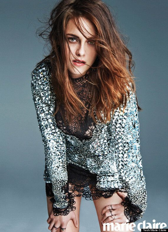 Kristen Stewart Claims 'If You Fall In Love With Someone, You Want To Own