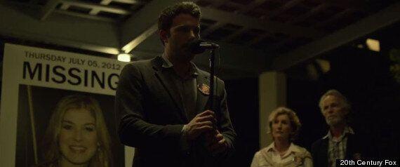 'Gone Girl' Trailer: Ben Affleck Stars Opposite Rosamund Pike In New Film Adaptation Of Gillian Flynn's...