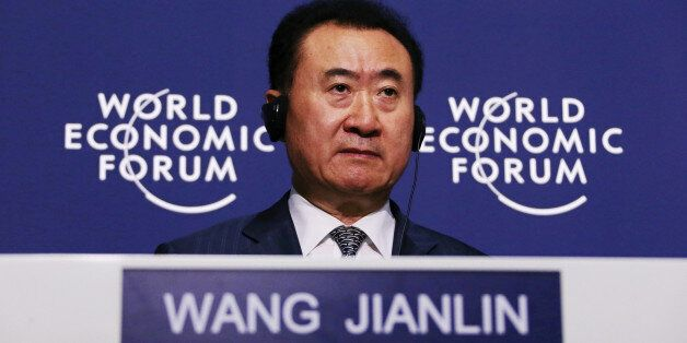 Wang Jianlin Becomes China's Richest Man With £14bn Fortune
