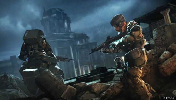 Killzone: Mercenary - PS Vita Gets The Shooter Of Which Fans Have Dreamed