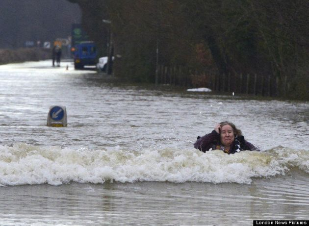 Storms To Bring More Flooding Misery For The Rest Of The