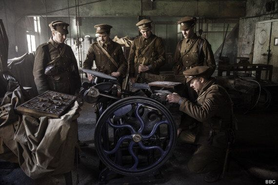 'The Wipers Times' Review - Ian Hislop Pens Humour Alongside Horror In World War I Trenches Of