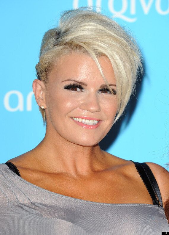 Kerry Katona Pregnant: Atomic Kitten Star 'Expecting Fifth Child', Her First With Fiancé George