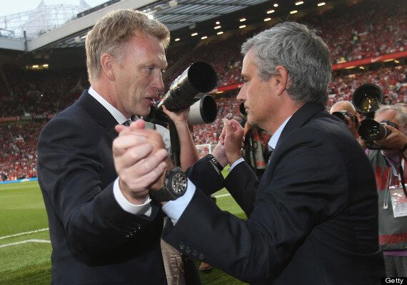 José Mourinho 'Feels Sorry' For David Moyes And Manchester
