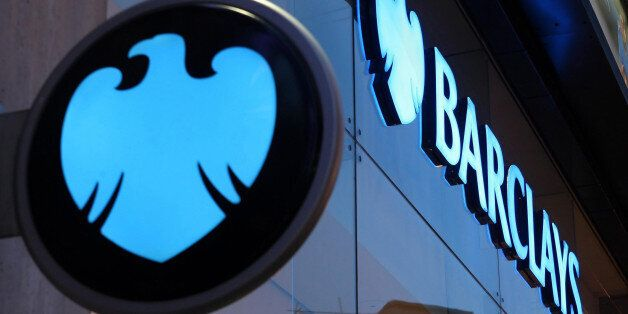 File photo dated 16/09/13 of a view of a branch of Barclays as they have revealed a profits haul of £5.2...