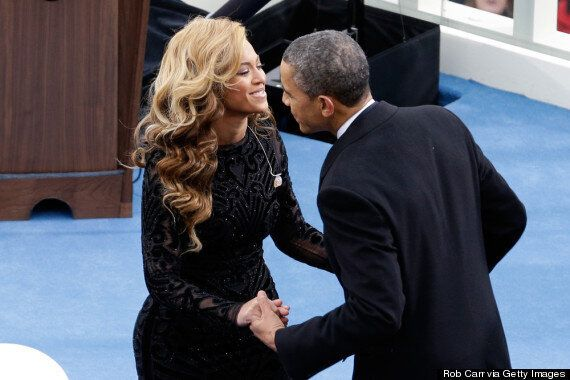 Beyoncé Dismisses Rumours Of Affair With Barack Obama As