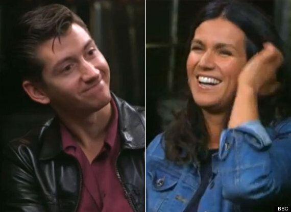 WATCH: Susanna Reid's Flirty Interview With Arctic Monkeys' Frontman Alex Turner On 'BBC Breakfast'
