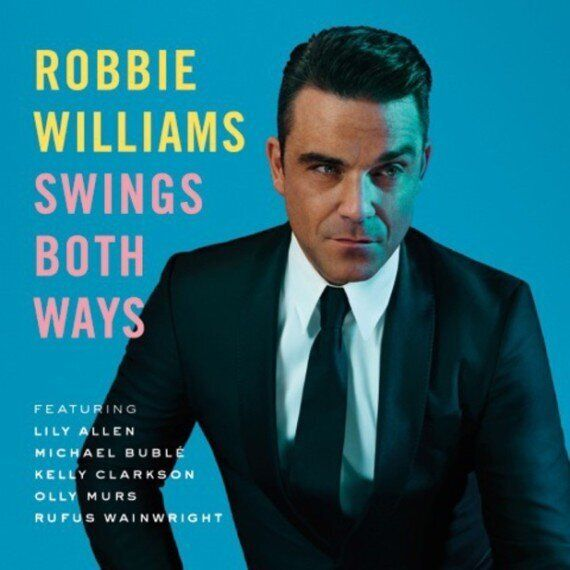 Robbie Williams Enlists Lily Allen, Michael Buble For New Album 'Swing Both