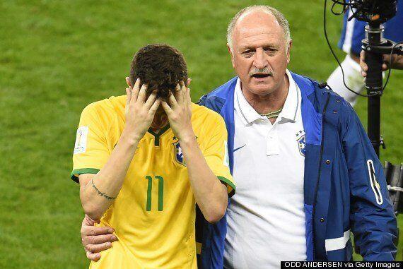 Brazil 1-7 Germany: Luiz Felipe Scolari Describes 'Worst Day Of My