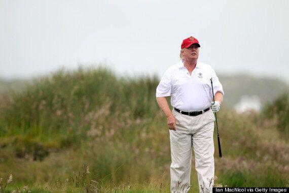 Donald Trump Loses HIs Fight Against Scottish Wind